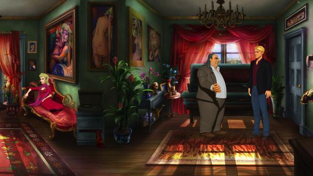 Broken Sword 5 - the Serpent's Curse on PC screenshot #3