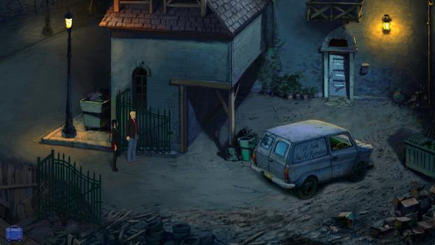 Broken Sword 5 - the Serpent's Curse on PC screenshot #5