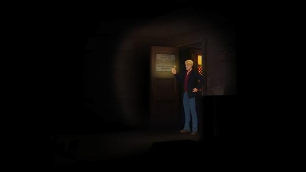 Broken Sword 5 - the Serpent's Curse on PC screenshot #6