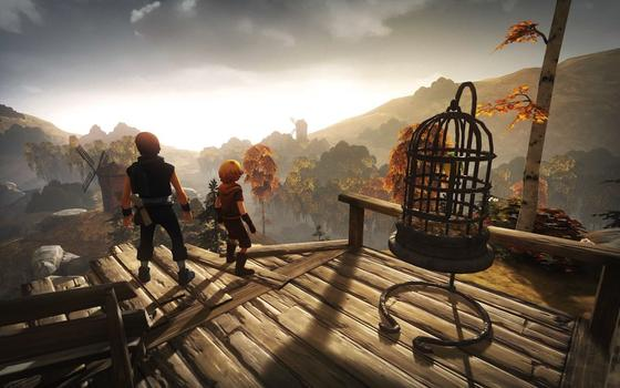 Brothers: A Tale of Two Sons on PC screenshot #5