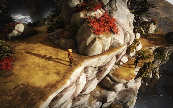 Brothers: A Tale of Two Sons on PC screenshot #2