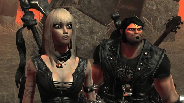 Brutal Legend on PC screenshot #4