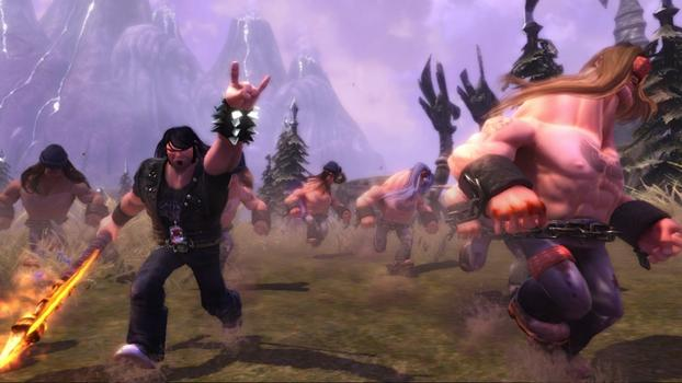 Brutal Legend on PC screenshot #3
