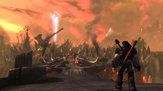 Brutal Legend on PC screenshot #2