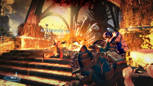 Bulletstorm on PC screenshot #2