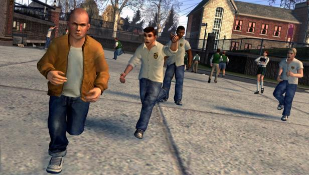 Bully & GTA IV Pack on PC screenshot #3