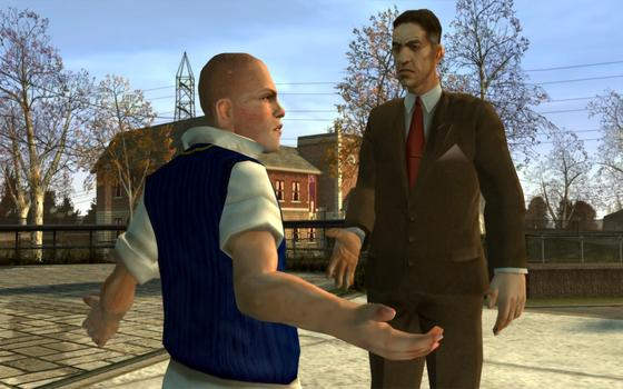 Bully & GTA IV Pack on PC screenshot #1