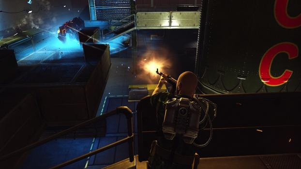 The Bureau: XCOM Declassified - Hangar 6 R&D on PC screenshot #3