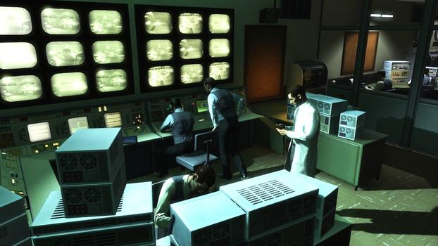The Bureau: XCOM Declassified - Hangar 6 R&D on PC screenshot #1