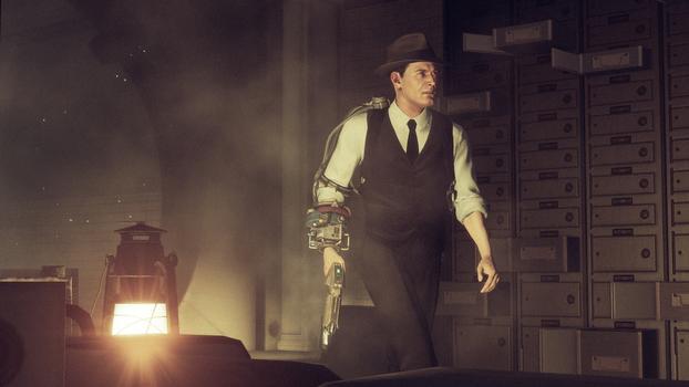 The Bureau: XCOM Declassified - Light Plasma Pistol on PC screenshot #3