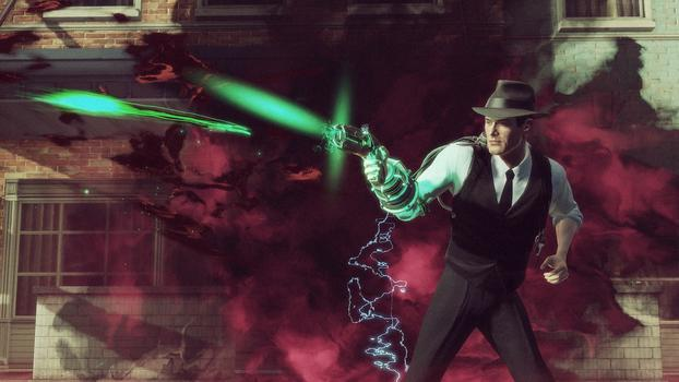 The bureau xcom declassified light plasma pistol pc for Bureau xcom declassified weapons
