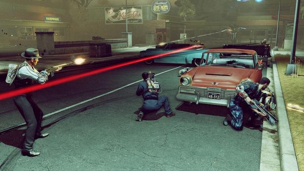 The Bureau: XCOM Declassified (NA) on PC screenshot #5