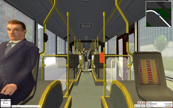Bus Simulator 2 on PC screenshot #4