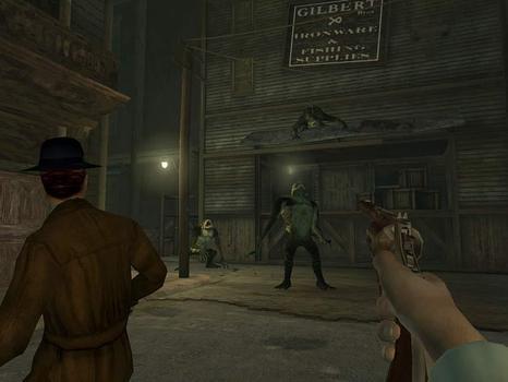 Call of Cthulhu: Dark Corners of the Earth  on PC screenshot #5