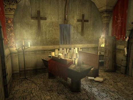 Call of Cthulhu: Dark Corners of the Earth  on PC screenshot #1