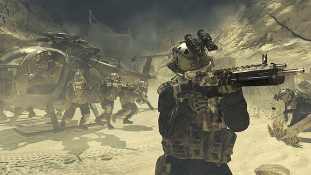 Call of Duty: Modern Warfare 2 on PC screenshot #3