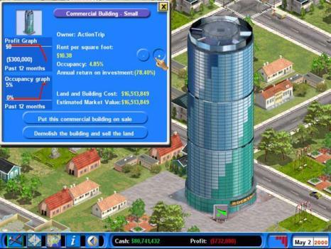 Capitalism 2 on PC screenshot #1