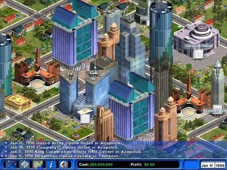 Capitalism 2 on PC screenshot #2