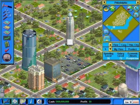 Capitalism 2 on PC screenshot #3