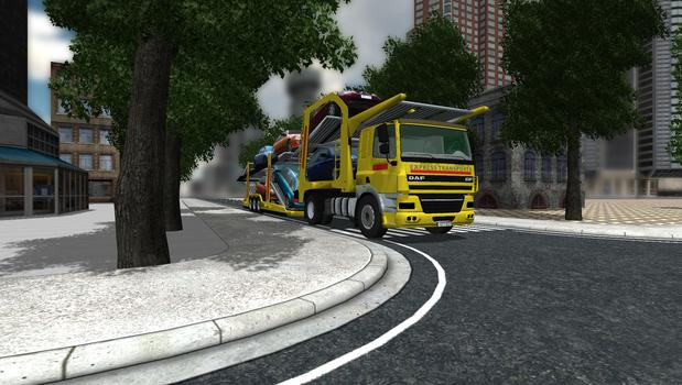 Car Transport Simulator on PC screenshot #4