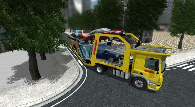 Car Transport Simulator on PC screenshot #3