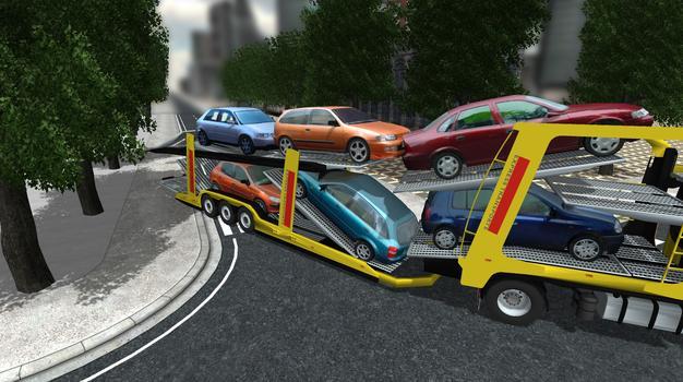 Car Transport Simulator on PC screenshot #2