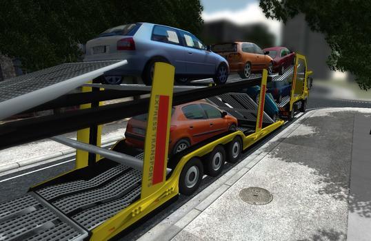 Car Transport Simulator on PC screenshot #1