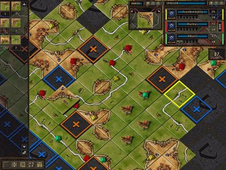 Carcassonne on PC screenshot #1