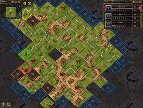 Carcassonne on PC screenshot #4