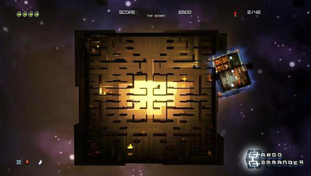 Cargo Commander on PC screenshot #5