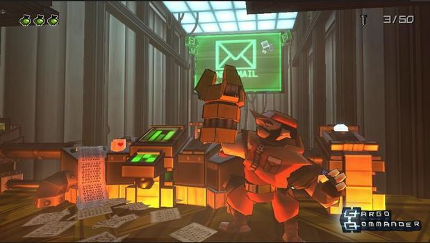 Cargo Commander on PC screenshot #4