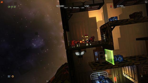 Cargo Commander on PC screenshot #3