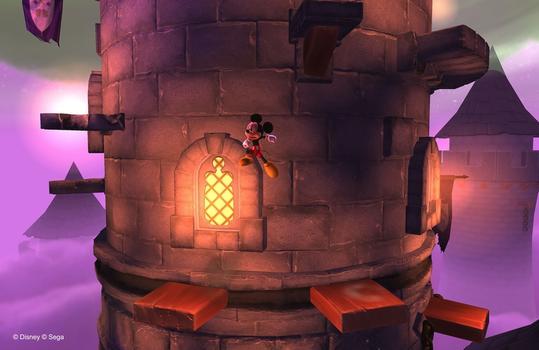 Castle of Illusion on PC screenshot #1