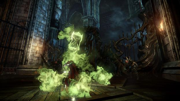 Castlevania: Lords of Shadow 2 - Relics and Runes Pack (NCSA) on PC screenshot #1
