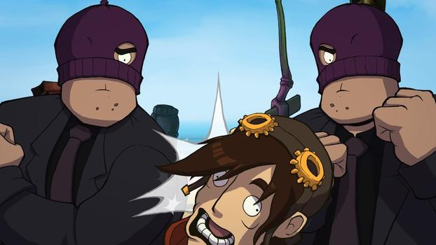 Chaos on Deponia on PC screenshot #5