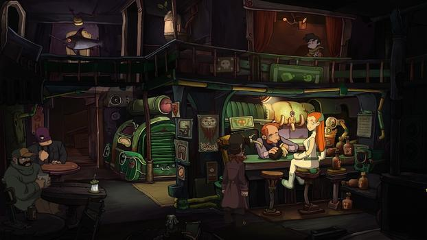 Chaos on Deponia on PC screenshot #4