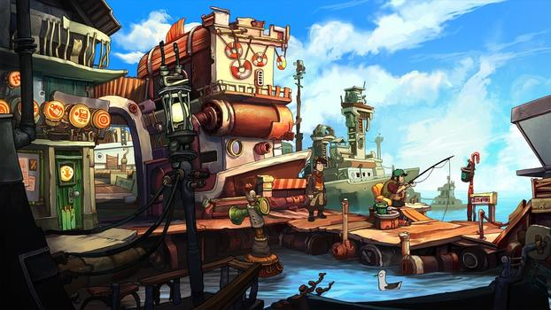 Chaos on Deponia on PC screenshot #2