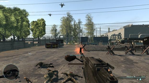 Chernobyl Commando on PC screenshot #5