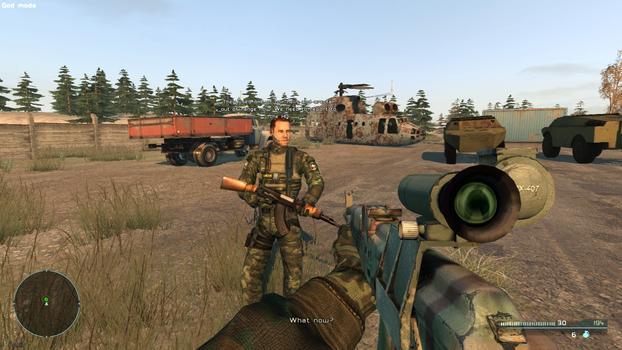 Chernobyl Commando on PC screenshot #4