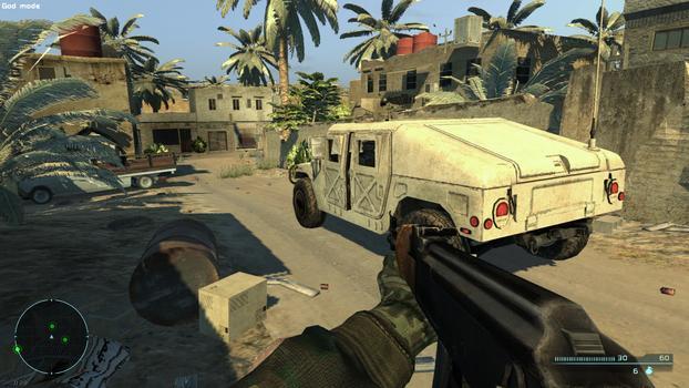 Chernobyl Commando on PC screenshot #3