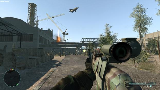 Chernobyl Commando on PC screenshot #2