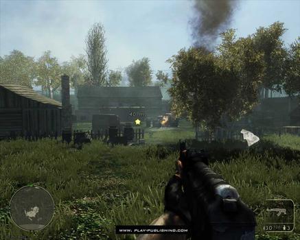 Chernobyl Terrorist Attack on PC screenshot #1