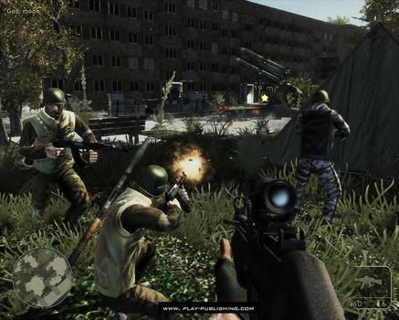 Chernobyl Terrorist Attack on PC screenshot #2