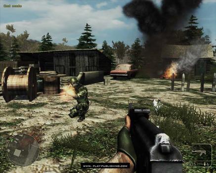 Chernobyl Terrorist Attack on PC screenshot #3