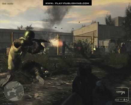 Chernobyl Terrorist Attack on PC screenshot #4