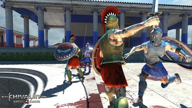 Chivalry: Deadliest Warrior on PC screenshot #7