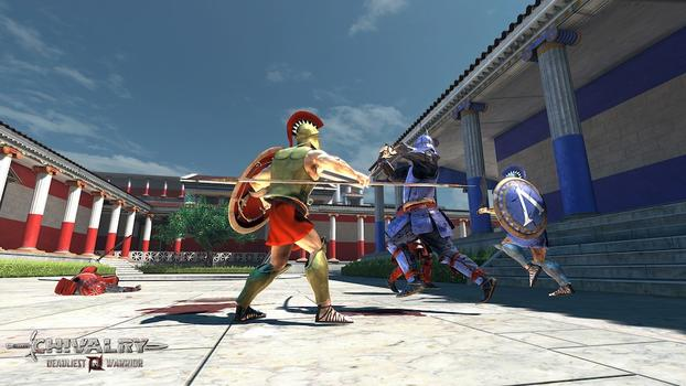 Chivalry: Deadliest Warrior on PC screenshot #2