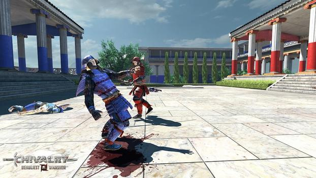 Chivalry: Deadliest Warrior on PC screenshot #1