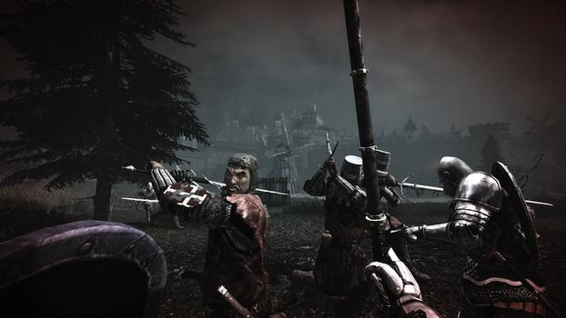 Chivalry: Medieval Warfare on PC screenshot #1