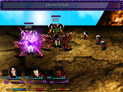 Chronicles of a Dark Lord: Episode II War of The Abyss on PC screenshot #5